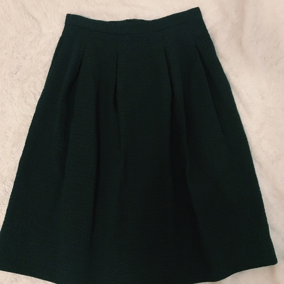 H&M Dresses & Skirts - Black circle skirt